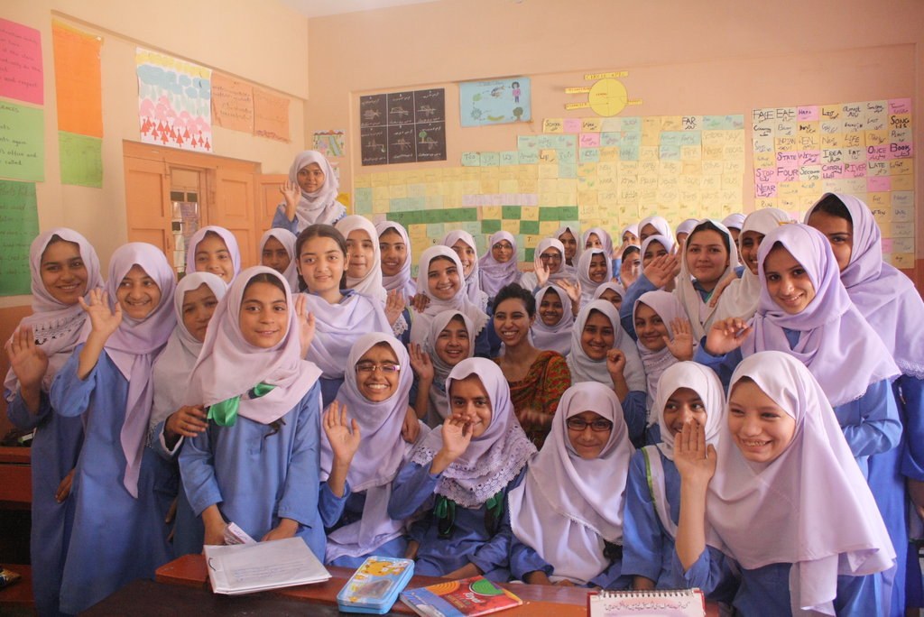 Educate 80 Girls in Pakistan