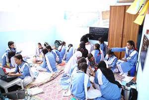 Student Groups at Karwan-e-Aliph