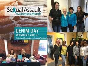Sexual Assault Awareness Month Campaign (PDF)