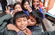 Building peace for kids in Kenya, Mexico & Nepal