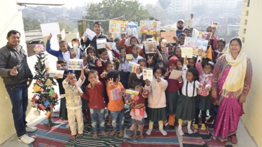 To Provide Education for Needy Children in INDIA