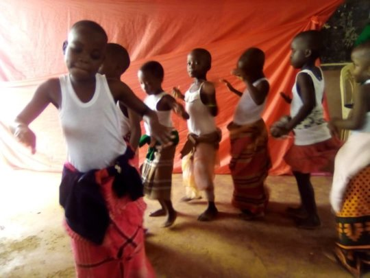 Gls celebration during graduation day for nursery