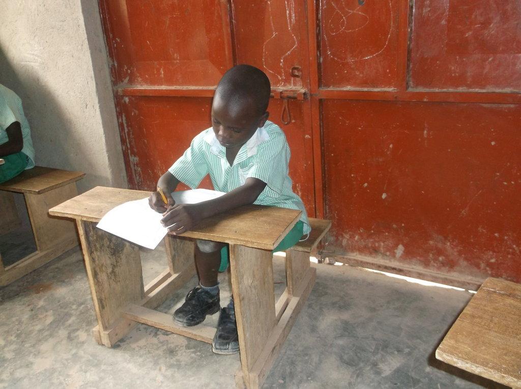 Building  God's Love School Classrooms