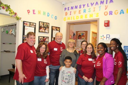 Thank You Penndco Volunteers!