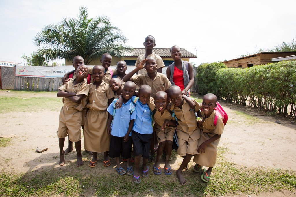 Give street children in Burundi a future