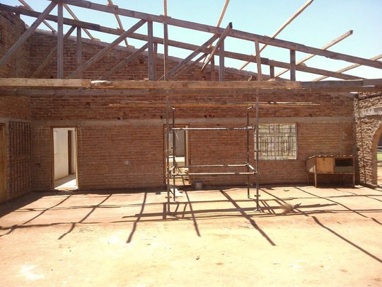 BeeHive School Malawi Reconstruction 3