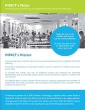 IMPACT Children's ward