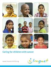 Run a 70-bed child cancer ward in India