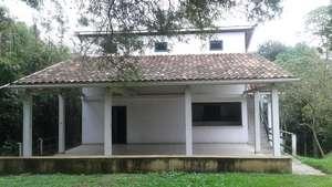 Visitors center.