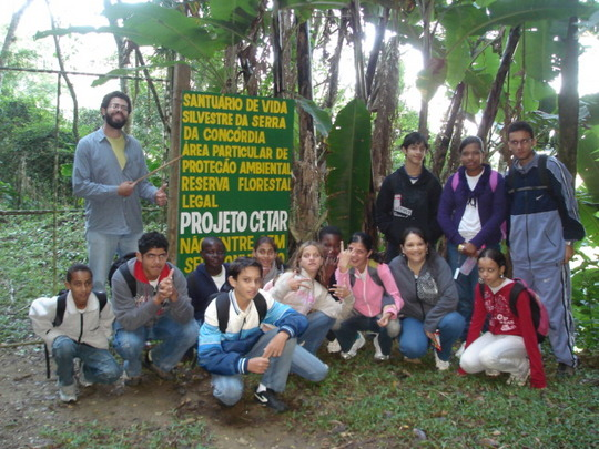 """A Day in the Forest"" Ecological Trekking"