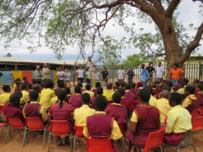 Environmental Education at Diphuti