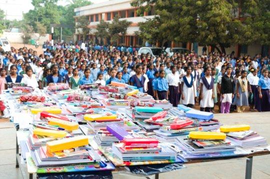 Education Donations for abandoned girl children