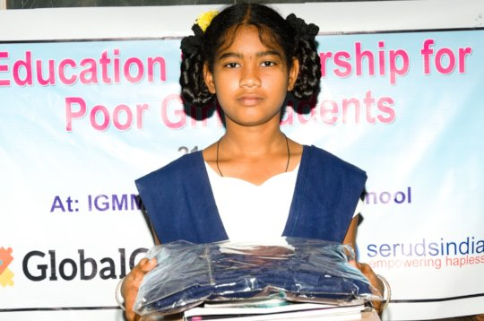 best charity in india donating education children
