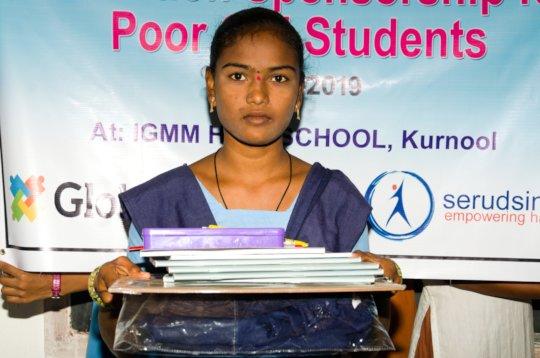 donate for poor girl child education sponsorship