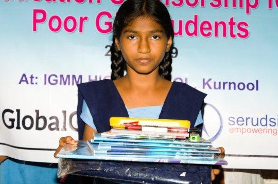 poor girlchild sponsorship for excellent education