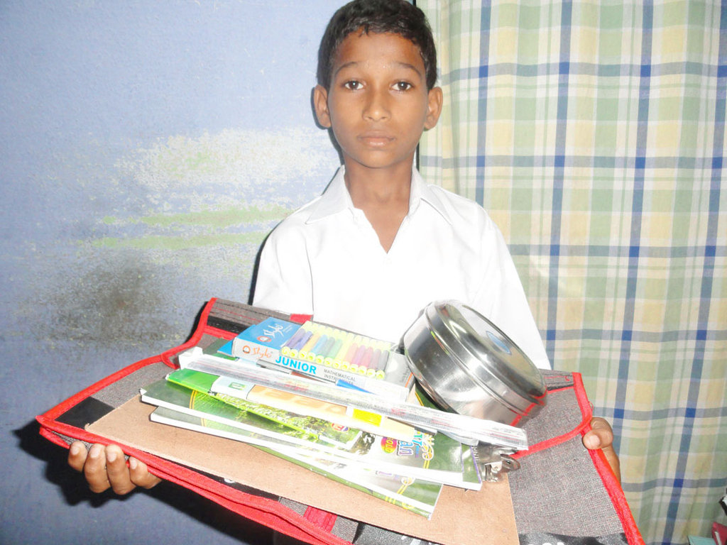 Education Support for Underprivileged Children