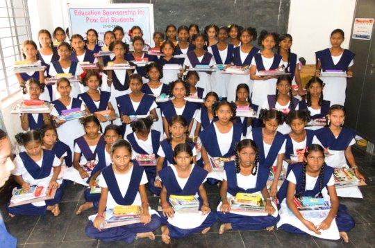 poor children in need for sponsorship of education
