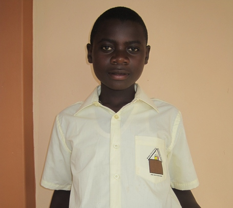 Derrick earned the best grade in his class!