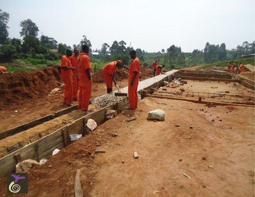Construction of the NVSS Boys Dormitory