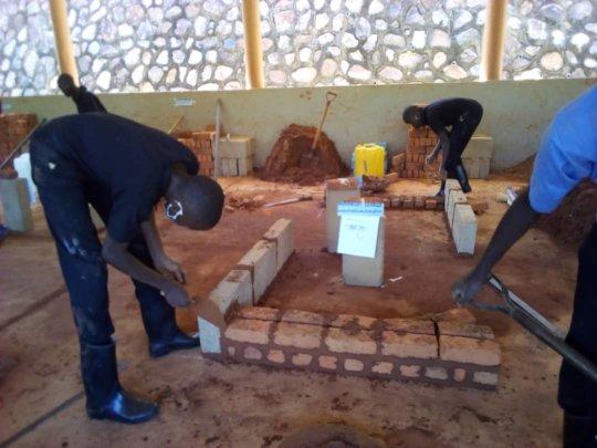 Brick Laying Exam
