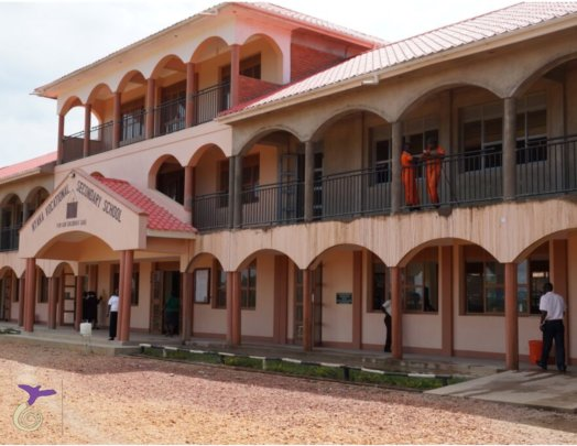 NVSS Administration Building
