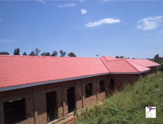 NVSS Boys Dormitory--with A Roof!