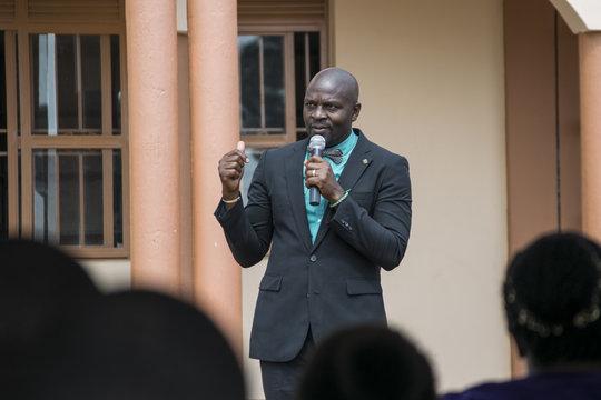 Executive Director, Twesigye Jackson kaguri