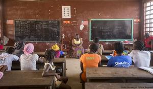 HOPE, Liberia workshop for adolescent girls