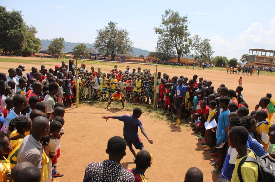 Empower East African Refugee Youth in Uganda
