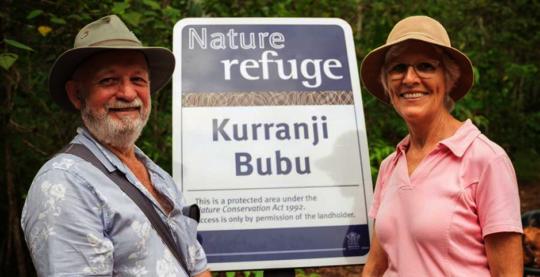 Ecological Advisors Allen & Barbara