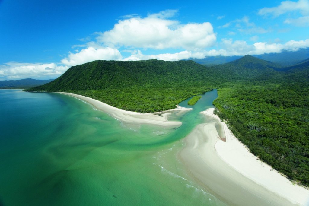 The Daintree & GBReef - (c) Darren Jew