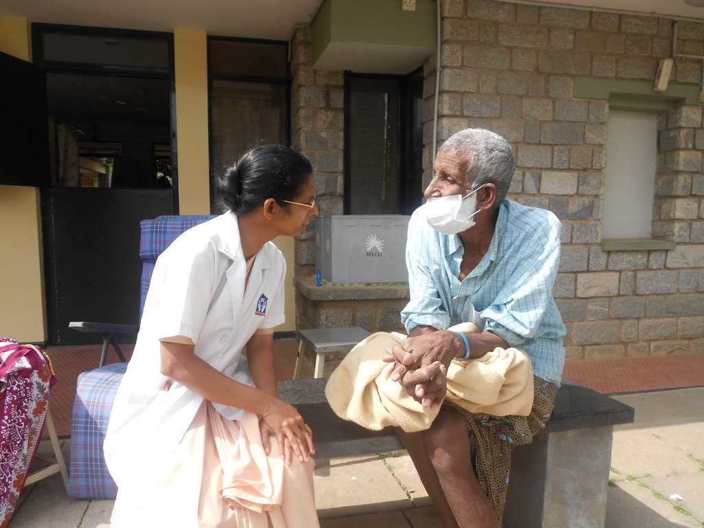 Palliative Care for Advanced Cancer Patients-India