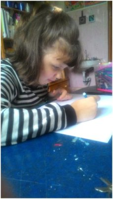 Help disabled children to get art classes