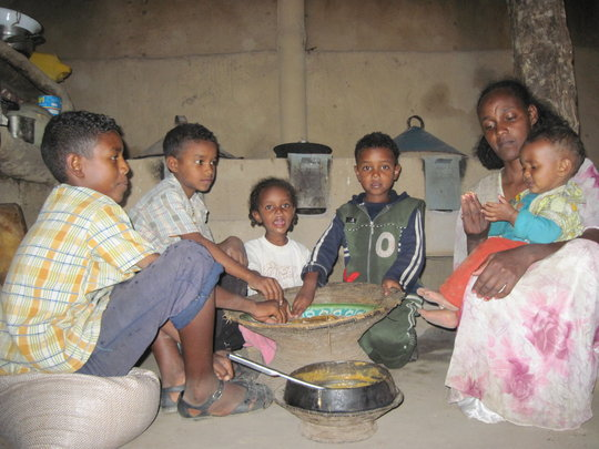 Ecological Ovens for 30 Families - Eritrea