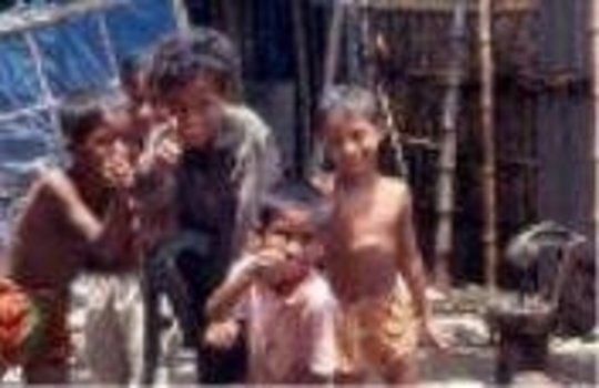 Safe Water & Latrines for Bangladesh Slum