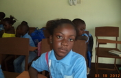 Please help orphan Vera to stay in school,Ghana
