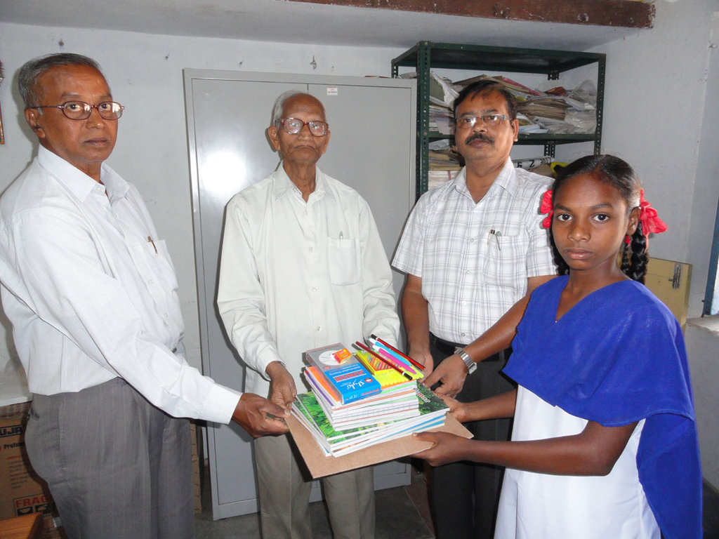 Sponsorship of Education for Girl Child in India