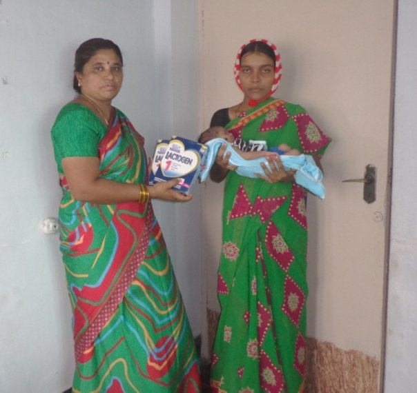 Sponsor a HIV/AIDS pregnant woman with Medicines