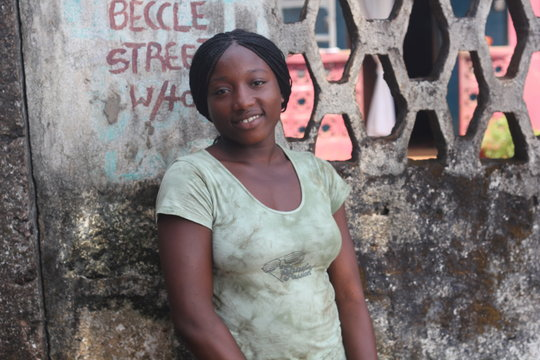 Scholarship to Help Dorcas' Dream Come True