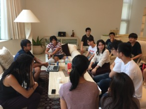 Teen Board Monthly Meeting
