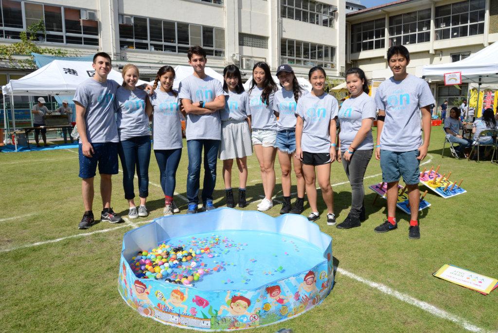 One of teen teams