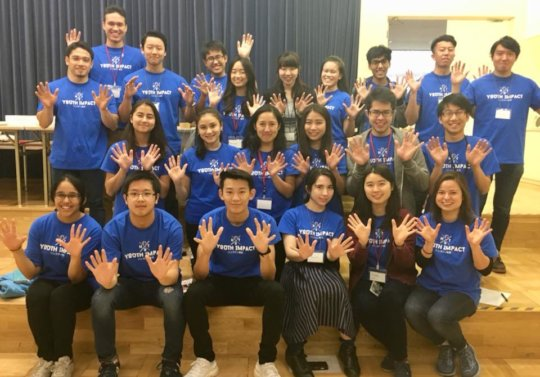 Develop Youth Leaders in Tokyo!