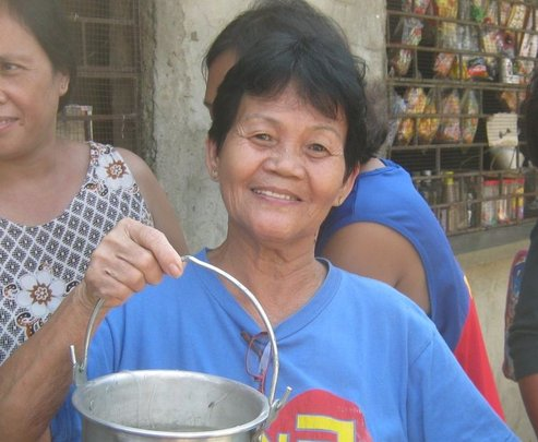 Hot Meals for Evacuees like Monica
