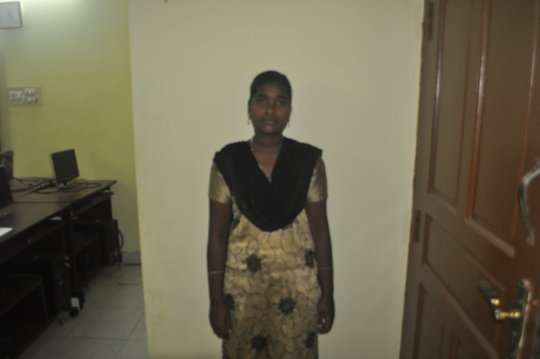 Unreached 10 rural girl children need education
