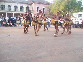 Carnaval in Guinea-Bissau