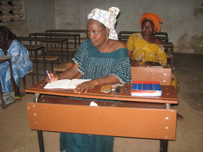 Adult literacy classes continue