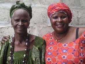 Sadio and Mom
