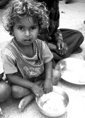 Child at Dadpur
