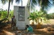Sustainable Toilets in Cauvery River Basin, India