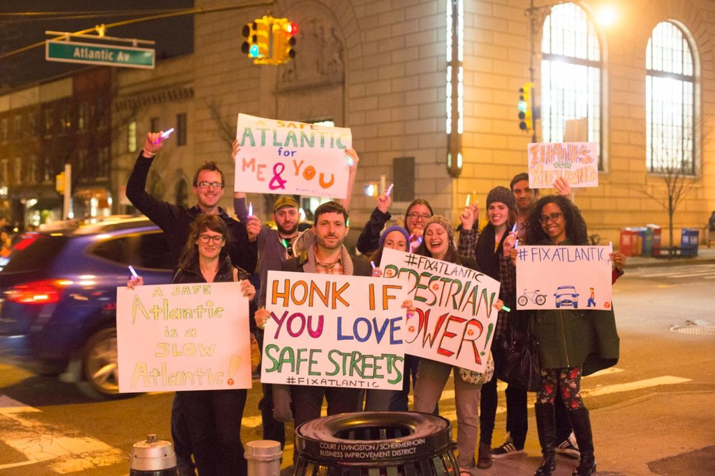 Save Lives and Improve Transportation for NYC